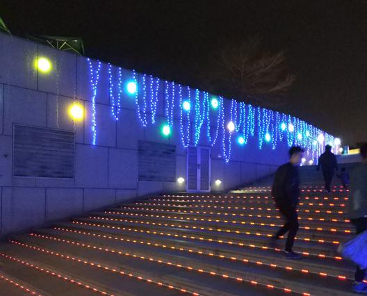 深圳LED发光字工程