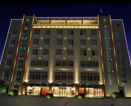 酒楼酒店亮化工程