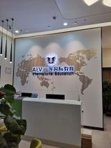 深圳 一等国际教育 背景墙